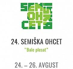 """SEMIŠKA OHCET - """"BALE PLESAT"""""""
