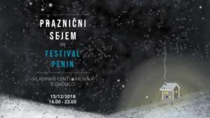 Praznični sejem in Festival penin